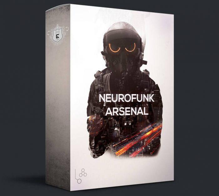 Ghosthack Neurofunk Arsenal