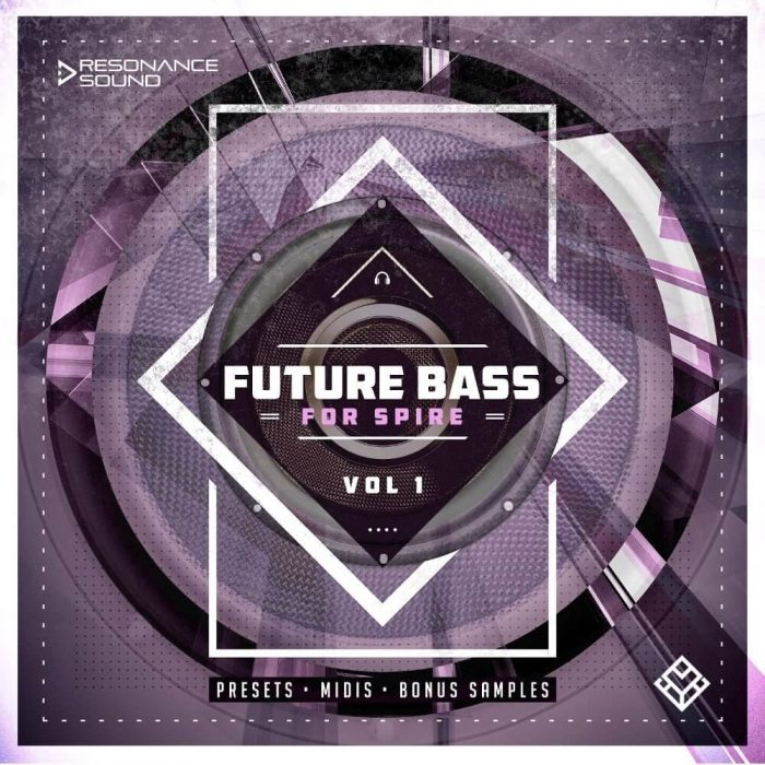 Resonance Sound Future Bass for Spire Vol 1