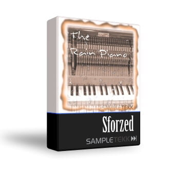 SampleTekk Rain Piano sfzED