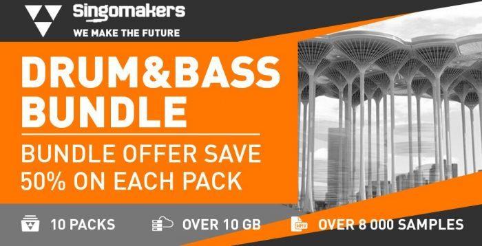 Singomakers Drum & Bass Bundle