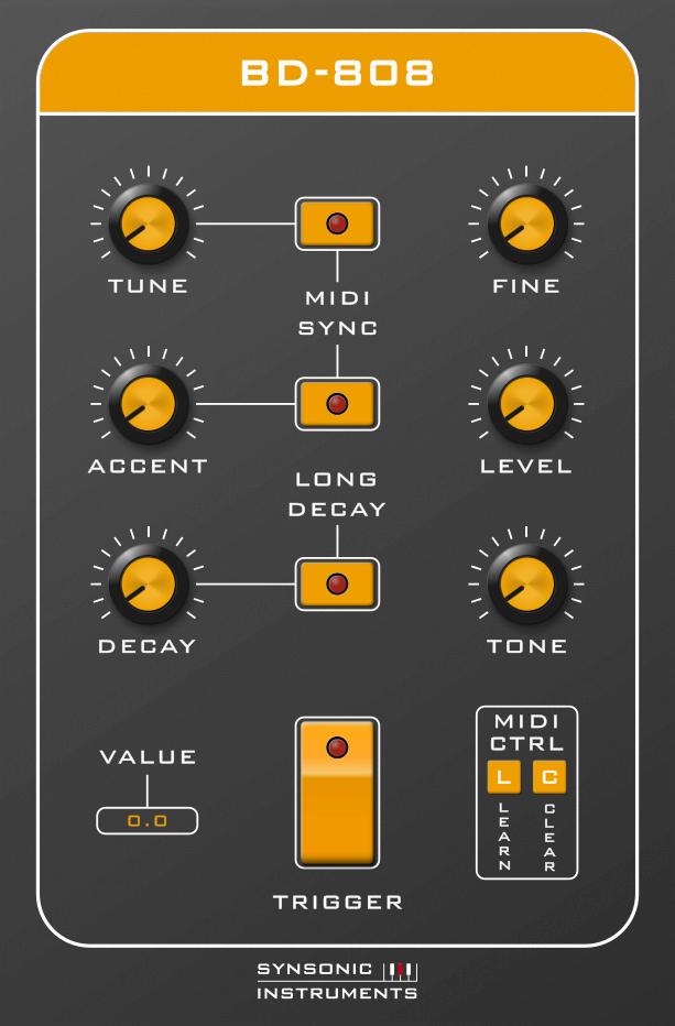 Synsonic BD 808