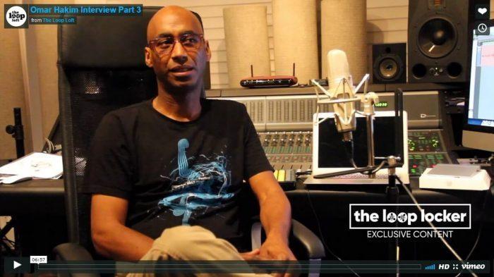 The Loop Locker Omar Hakim Interview