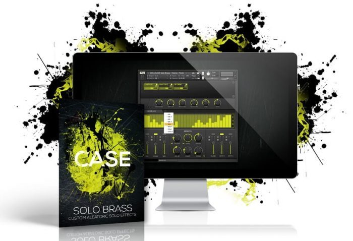 8Dio CASE Solo Brass