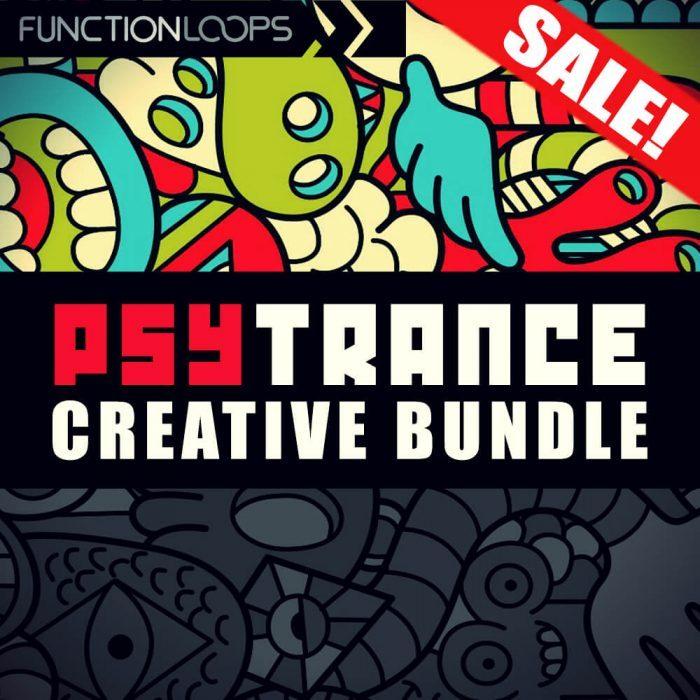 Psytrance Creative Bundle
