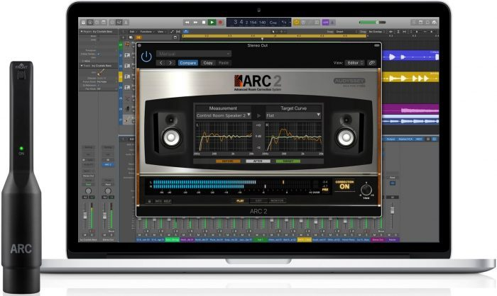 IK Multimedia ARC 2.5 MEMS mic