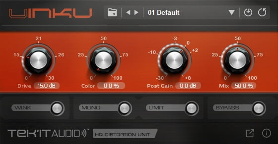 Tek'it Audio Uinku 1.2