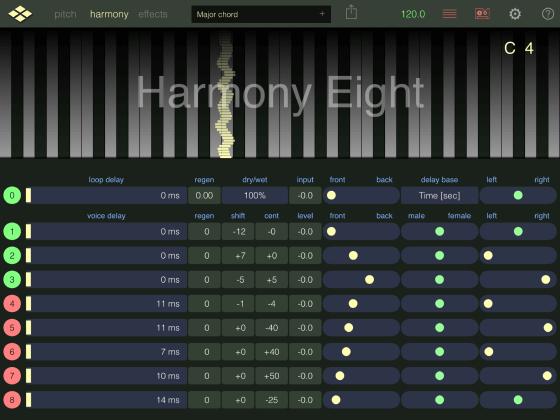 VirSyn Harmony Eight
