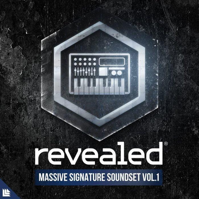 Alonso Sound Revealed Massive Signature Soundset Vol 1