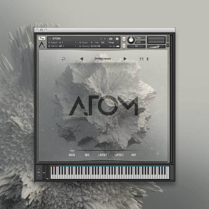 Audiomodern ATOM User Interface 1