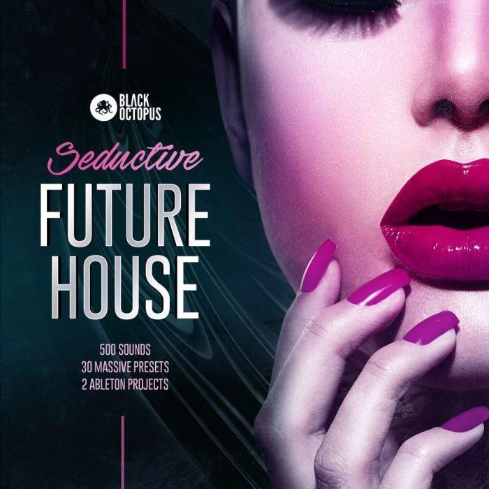 Black Octopus Seductive Future House
