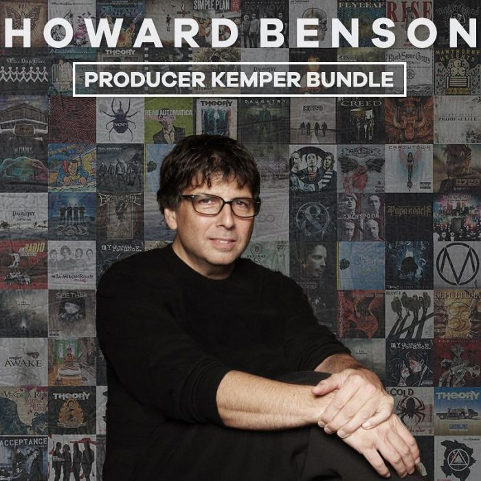 STL Tones Howard Benson Bundle feat