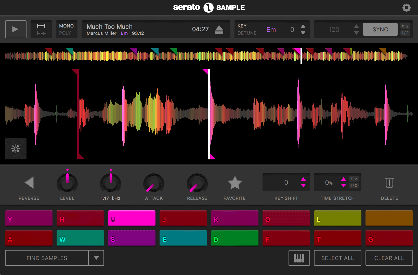Serato Sample sampling plugin (VST/AU) now available