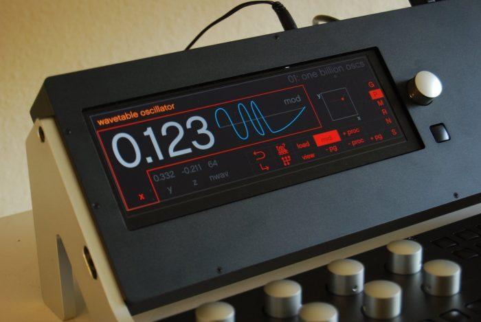 Percussa Super Signal Processor Eurorack module