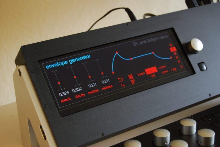 Percussa Super Signal Processor Eurorack module env