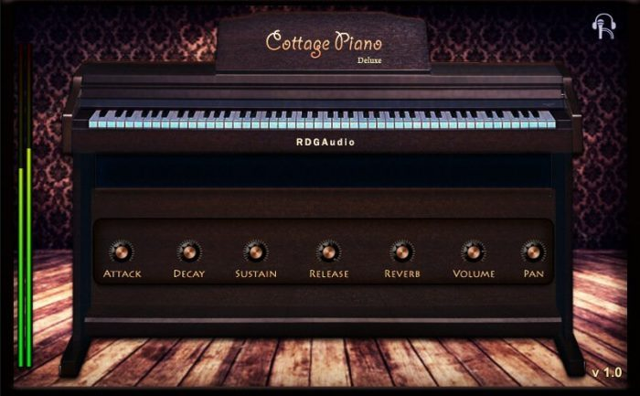 RDG Audio Cottage Piano Deluxe