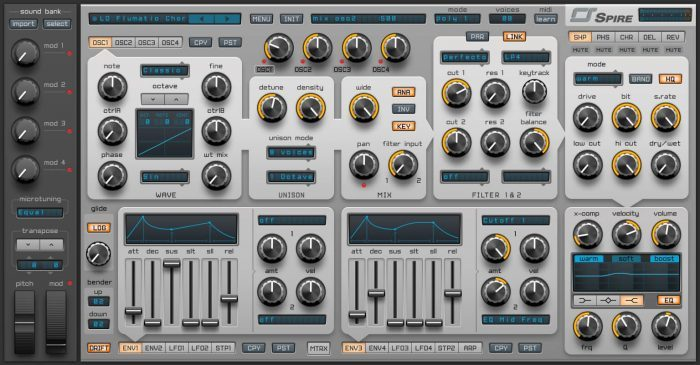 Reveal Sound Spire Synth 1.1.12