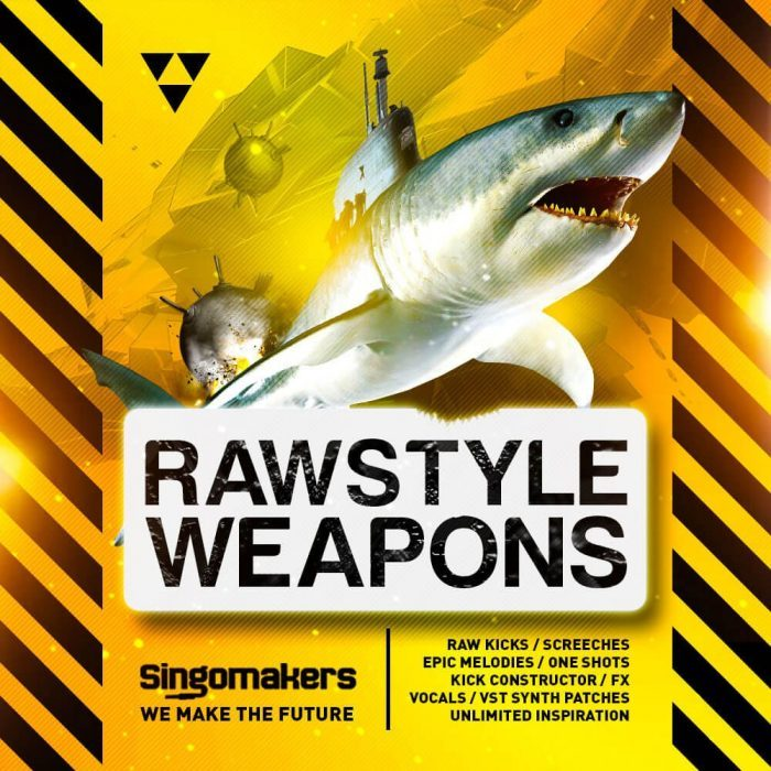 Singomakers Rawstyle Weapons