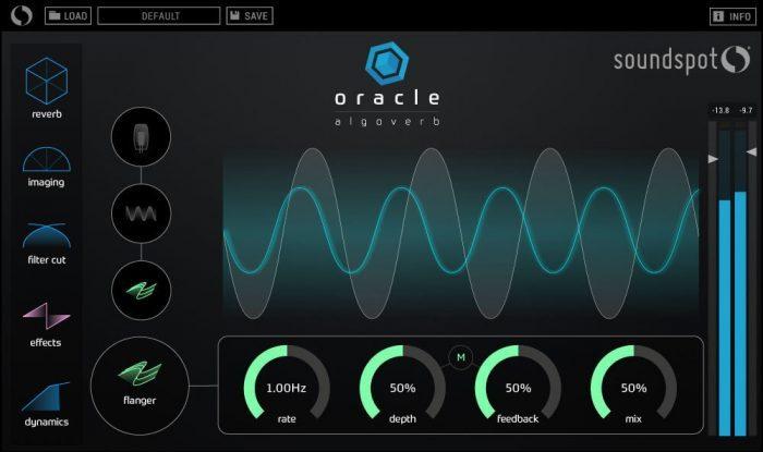 SoundSpot Oracle Flanger