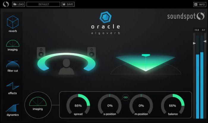 SoundSpot Oracle Imaging