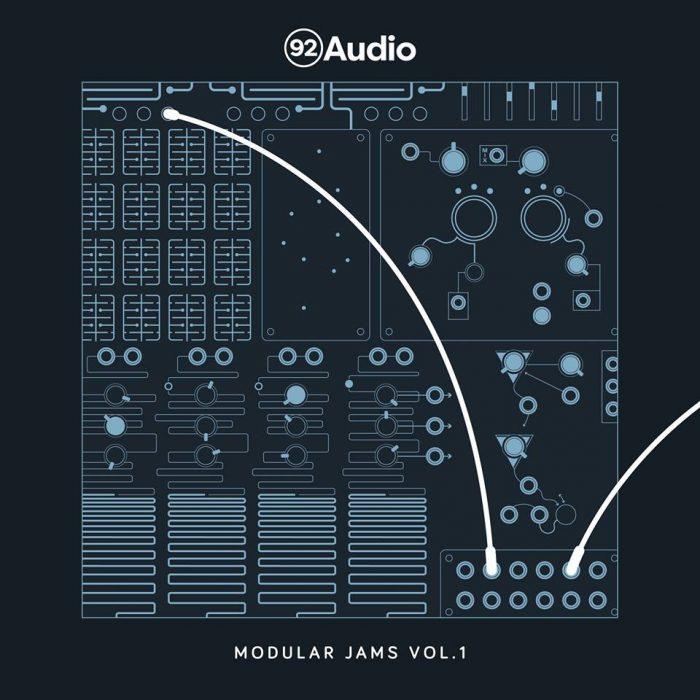 92 Audio Modular Jams Vol 1