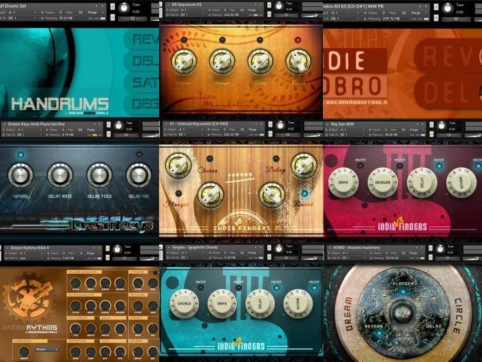 Dream Audio Tools September Sale 2017
