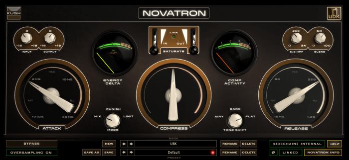 Kush Audio Novatron