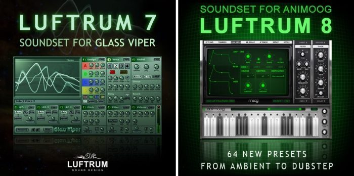 Luftrum 7 and 8