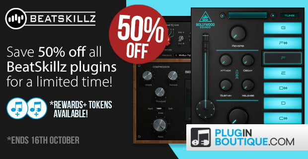 PIB BeatSkillz sale 50 off