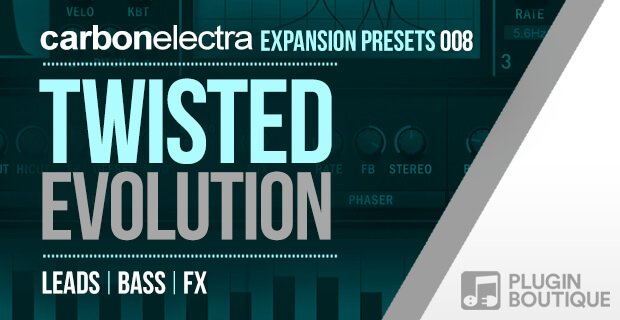 Plugin Boutique Carbon Electra Twisted Evolution