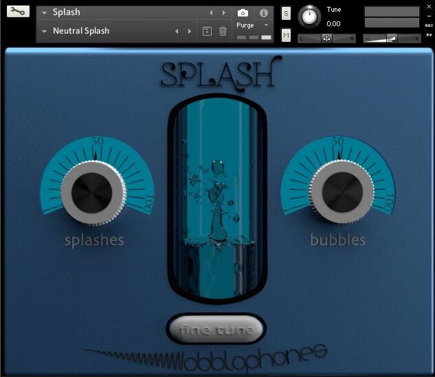 Wobblophones Splash