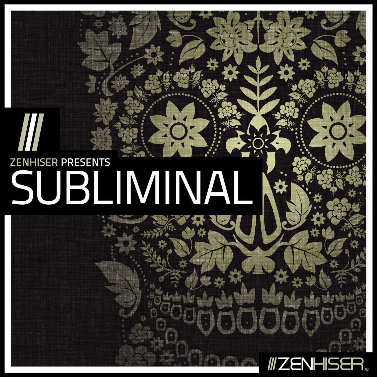 Zenhiser subliminal sample pack available now for Classic house sample pack