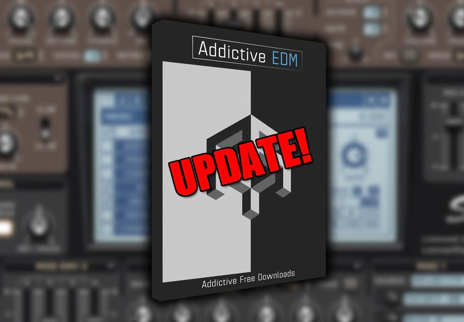 Addictive EDM releases free Sylenth1 presets, 5 new MIDI