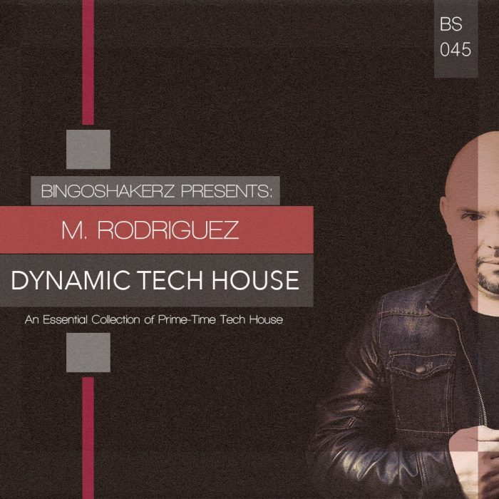 Bingoshakerz M Rodriguez Dynamic Tech House