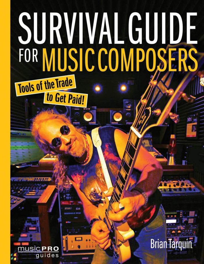 Hal Leonard Survival Guide For Music Composers