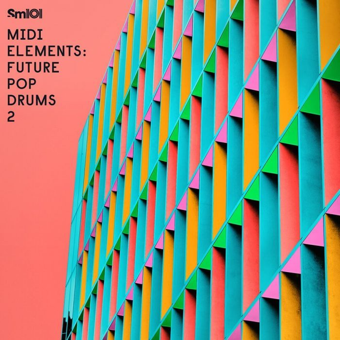 Sample Magic MIDI Elements Future Pop Drums 2