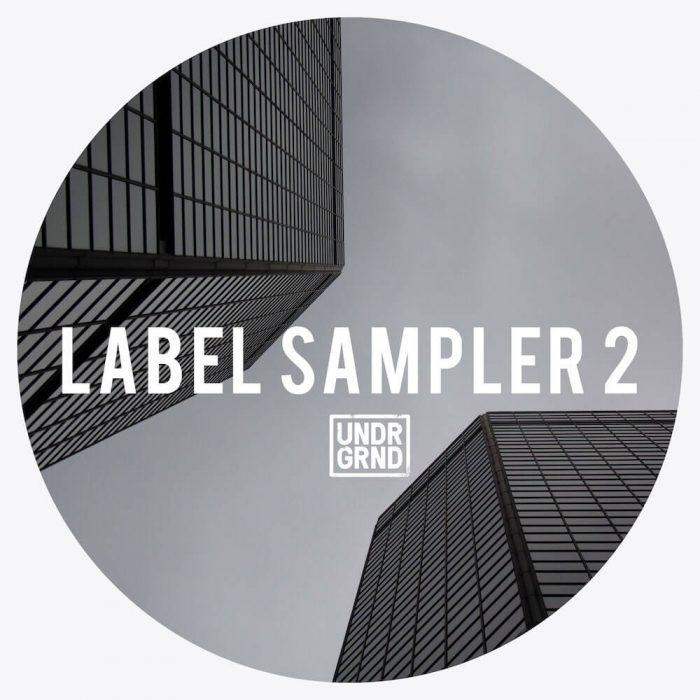 UNDRGRND Sounds Label Sampler 2 - 800MB free loops & samples