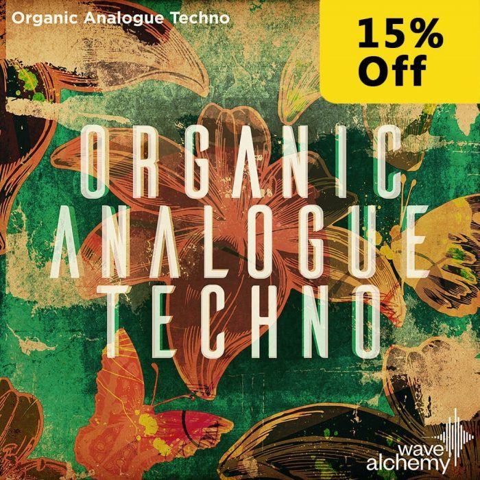 Wave Alchemy Organic Analogue Techno