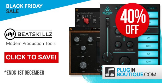 BeatSkillz Black Friday Sale