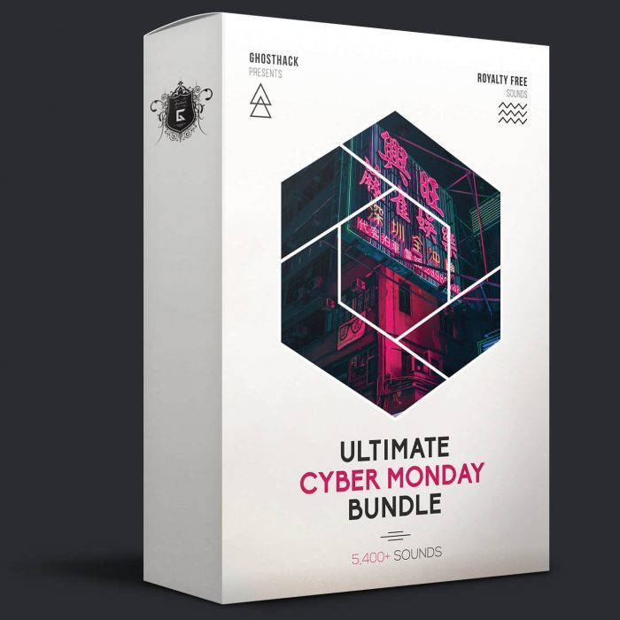Ghosthack Ultimate Cyber Monday Bundle