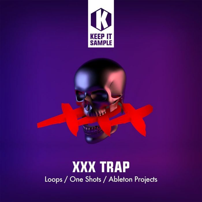 Keep It Sample releases XXX Trap sample pack at Loopmasters