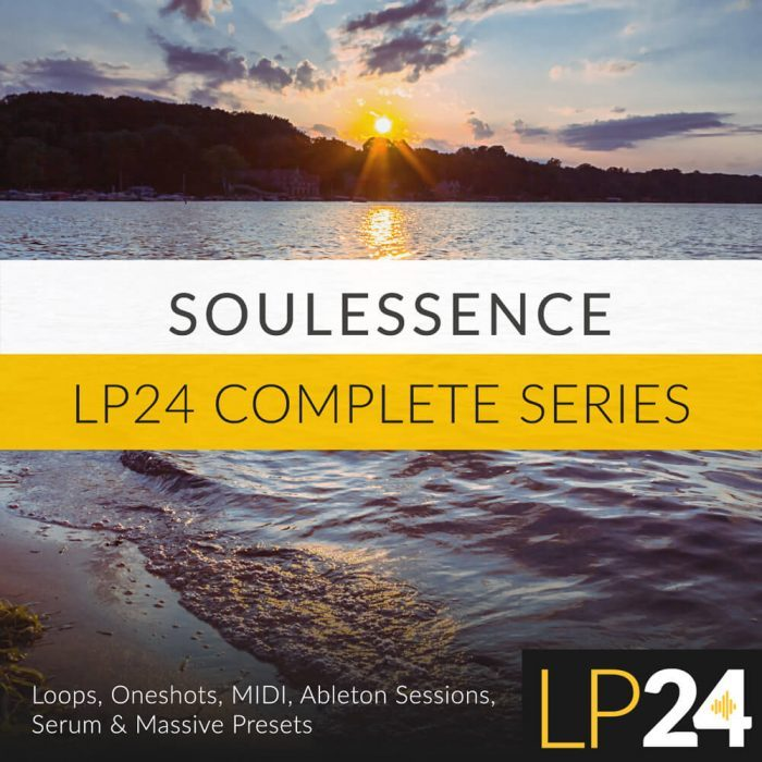 LP24 Audio Soulessence Complete Series & Serum Soundsets at Loopmasters
