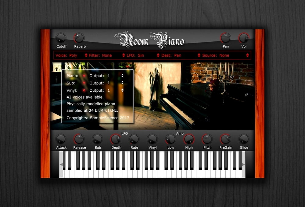 Free Room Piano VST/AU plugin + Black Friday Sale at