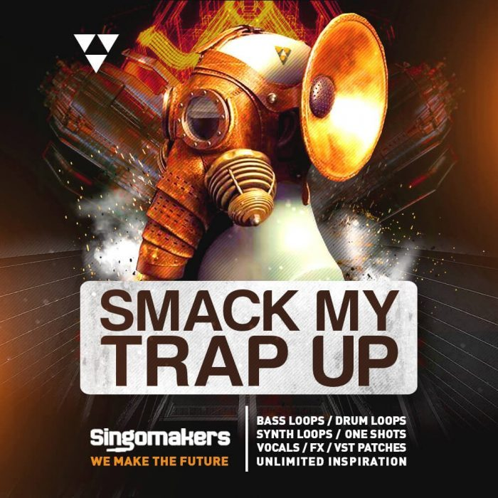 Singomakers Smack My Trap Up sample pack at Loopmasters