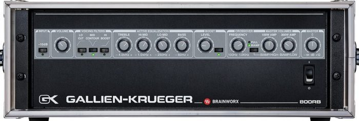 Universal Audio Gallien Krueger 800RB Bass Amp