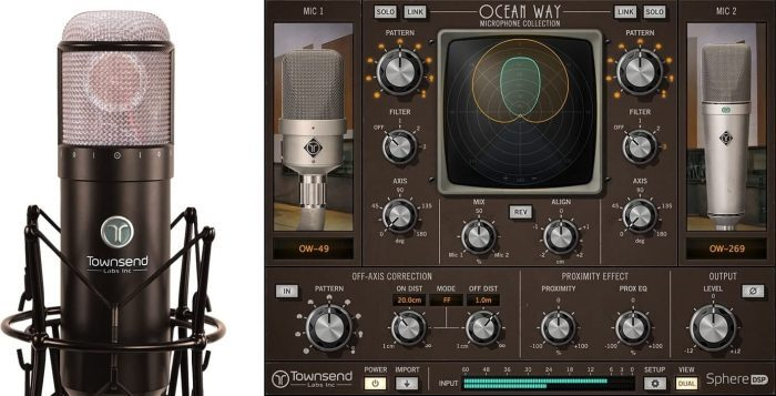 Universal Audio Ocean Way Microphone Collection