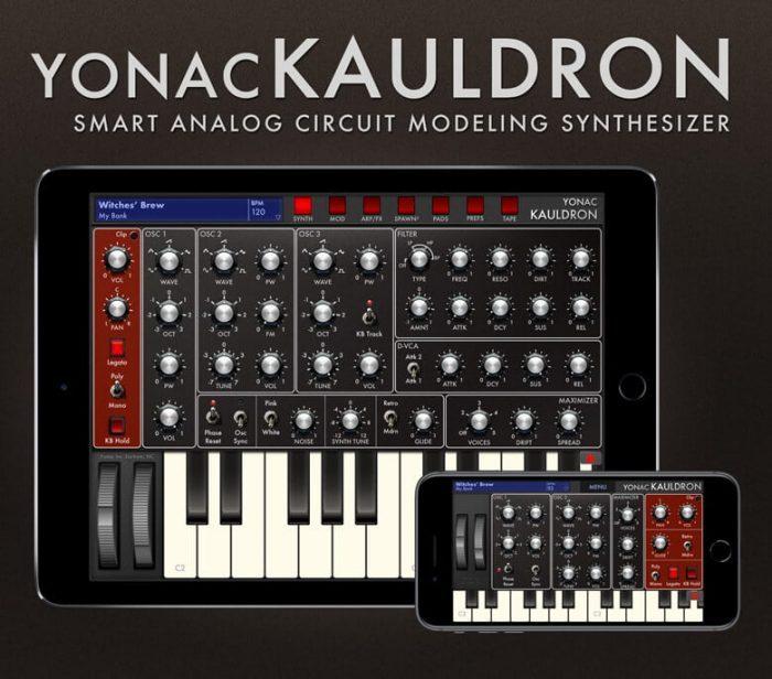 Yonac Kauldron