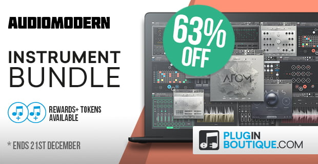 Audiomodern Instrument Bundle sale