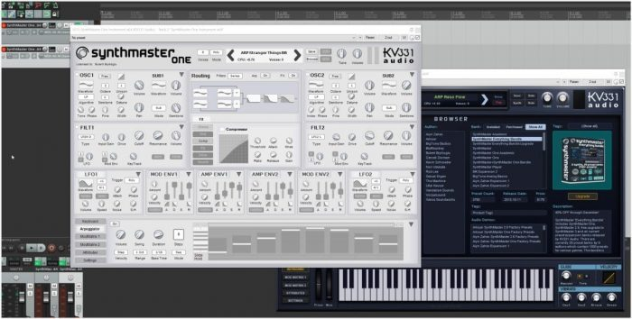KV331 Audio SynthMaster One 1.1