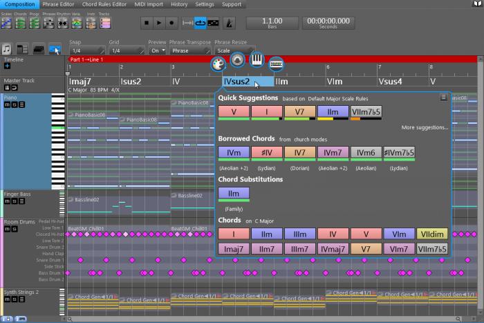 MusicDevelopments Rapidcomposer