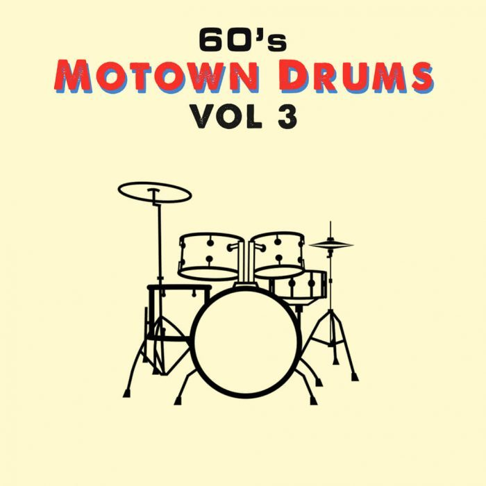 Past To Future Samples 60s Motown Drums Vol 3 for Kontakt